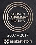 Platina 2017